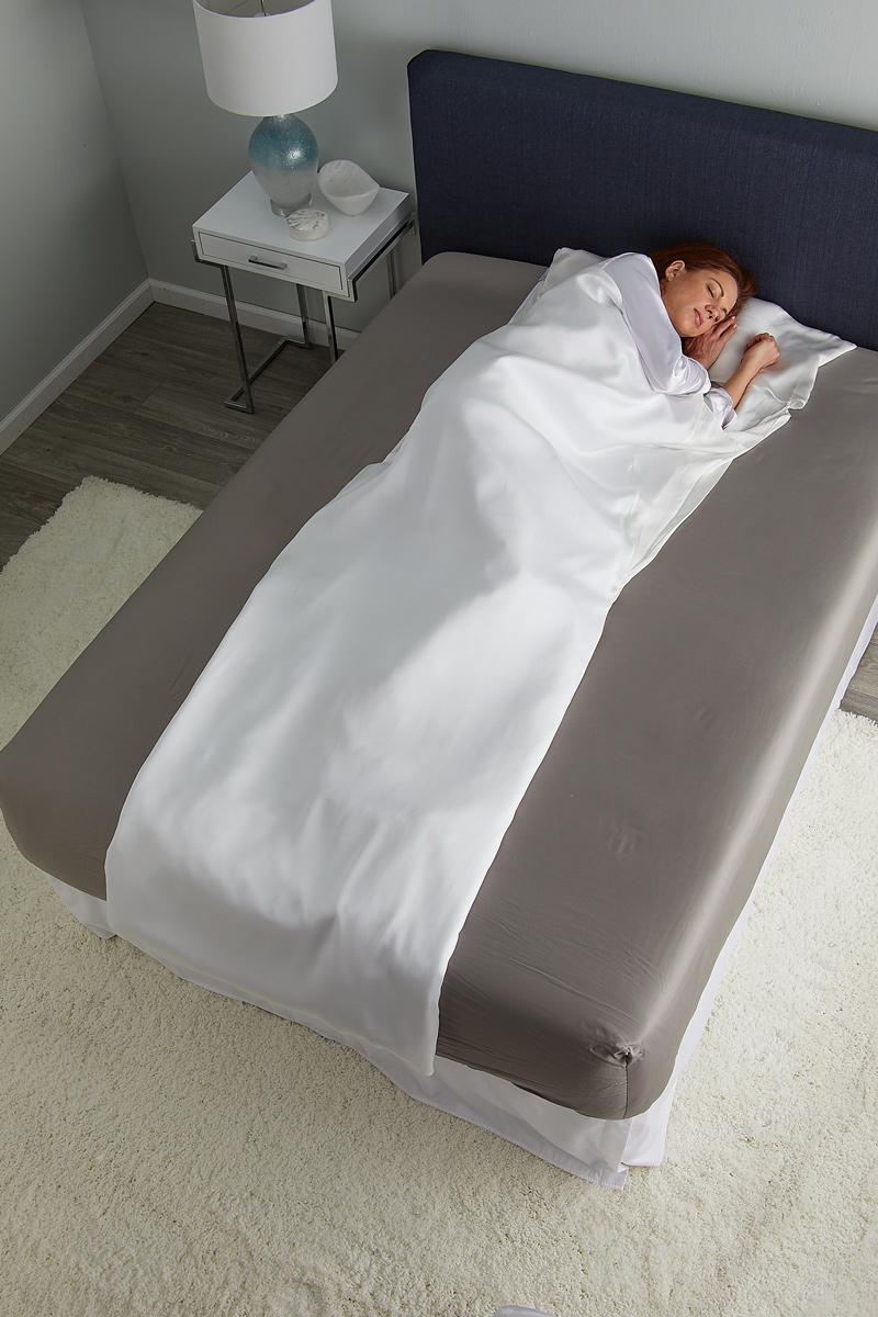 Silk Sleeping Bag Downtown Company